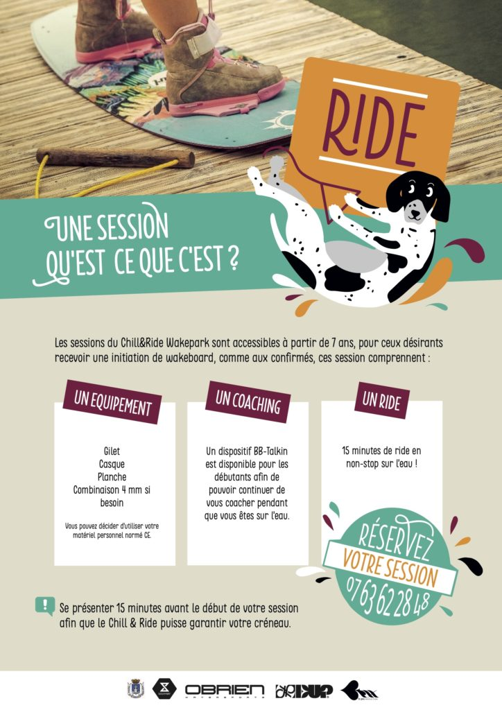 Chill and ride - Une session
