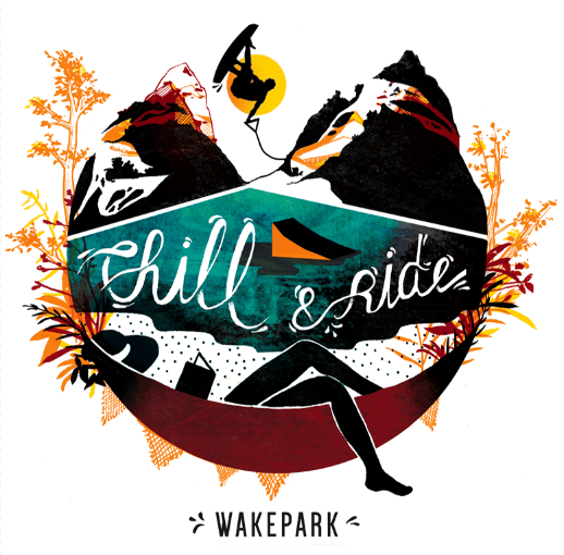 Chill and ride wakepark France